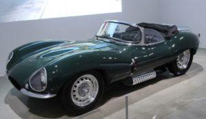 Jaguar XKSS N. 713