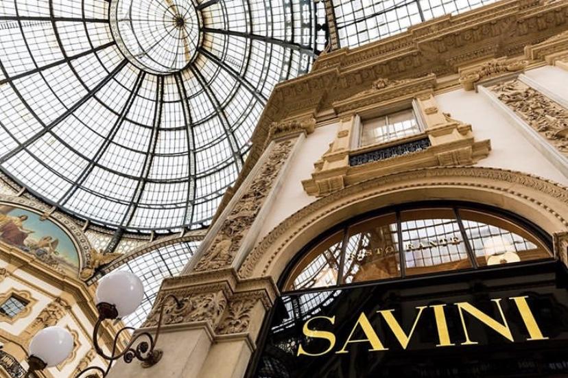 Savini 1867 Milano